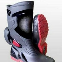 harga Mc O1 Sepatu Touring Cross Trail Balap Drag Anti Air Ap Boots Moto 3 Tokopedia.com