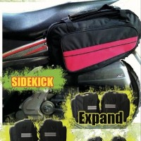 harga Mc O1 Sidebag Motor Side Bag Oval Tas Samping Motor Waterproof Funcov Tokopedia.com