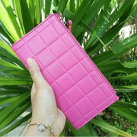 Jual Dompet Wanita Import Alice Wallet Fashion korea Murah Unik HOT PINK Murah
