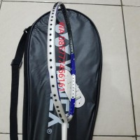 Raket Badminton Yonex Nanospeed 100 & BG66 Diskon