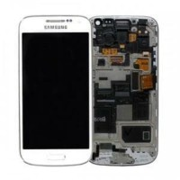 Lcd Fuulset Touchscreen Samsung Galaxy S4 Mini/ I9190/frame Original
