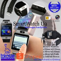 Jam Tangan HP Murah U9 DZ09 Nelpon SMS Kamera Memory card ORIGINAL