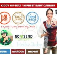 Jual Kiddy [Hiprest / Hipseat] Baby Carrier Murah