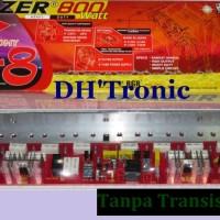harga Kit Modul Blazer X8 Bell Power Amplifier Blazer 800w Mono X8 Economy Tokopedia.com