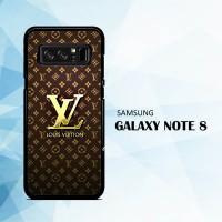 harga Casing Samsung Galaxy Note 8 Louis Vuitton Gold X4869 Tokopedia.com