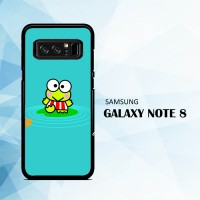 harga Casing Samsung Galaxy Note 8 Wallpaper Keroppi X4338 Tokopedia.com