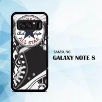 harga Casing Samsung Galaxy Note 8 Converse All Star X5845 Tokopedia.com