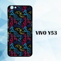 Casing Vivo Y53 Fox Wallpapers Motocross X4532