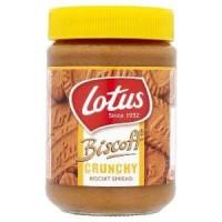 Lotus Biscoff Crunchy Biscuit Spread 380gr