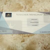Voucher Menginap Hotel Grand Serpong