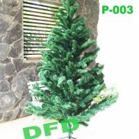 Pohon Natal 90 cm PVC Tebal ( Kode : P-003 )