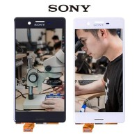 Sony Xperia X F5121 F5122 LCD Touch Screen Glass Part (tanpa Frame)