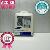 TRAVEL CHARGER CASAN SAMSUNG NOTE 4 NOTE 5 S6  15W ORI 9