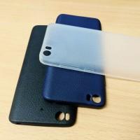 Jelly Silicone Leather Case Xiaomi Mi Max Mi5 Mi5s Casing Softcase HP