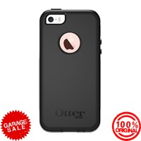 OtterBox Commuter Series for Apple iPhone 5/5s, Black 77-21912