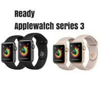 Jual apple watch series 3 42 mm black/rose/grey Murah