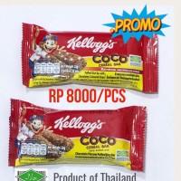 Jual Kellogg's Thailand import Halal Coco Cereal Bar Puffed Rice Bar Murah