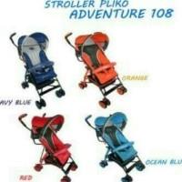 Jual Stroller Pliko 108 Adventure2 / Buggy Pliko Adventure 2 / Kereta Bayi Murah