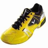 EXCLUSIVE Sepatu Badminton Victor SH P9100 E Yellow TERMURAH