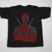 Jual Baju Kaos Makakata Deadpool Premium Murah