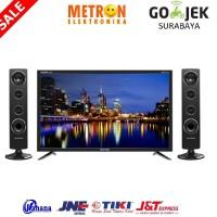 harga Polytron Pld-32 T 711 Y Led Tv / 32 Inch + Speaker / Pld32t711ty Tokopedia.com