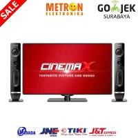 POLYTRON PLD-40 TV 853 LED TV / 40 INCH + SPEAKER / PLD40TV853