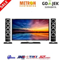 harga Polytron Pld-32 T 106 Led Tv/ 32 Inch + Speaker / Pld32t106 Tokopedia.com