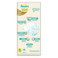 Jual [New] Pampers Popok Premium Care New Baby Tape - S 48 Murah