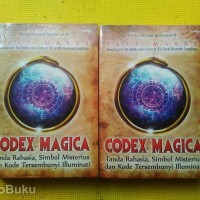 Codex Magica: Tanda Rahasia, Simbol Misterius (Texe Marrs)