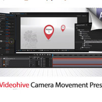 videohive camera movement presets after effects templates