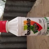 Harga obat pembasmi rumput roundup isi 200 | antitipu.com