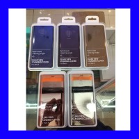 harga Samsung Note 8 Flip Cover Clear View Case Casing Cover Tokopedia.com