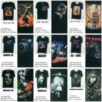 Jual Grosir T Shirt Kaos 3D Animal | 3D Distro | 3D Full Print Murah