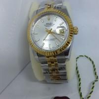 Jam Tangan Wanita Rolex Oyster Otomatis