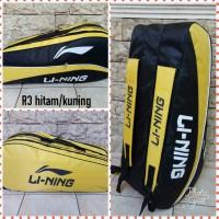 Tas raket badminton Lining R3