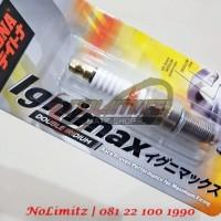 Busi Racing Daytona Ignimax Double Iridium Yamaha NMAX Aerox 155 Vario