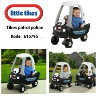 LITTLE TIKES PATROL COZY COUPE 30TH ANNIVERSARY