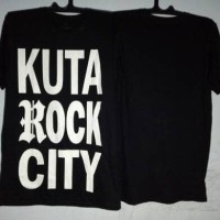 Kaos Bali Kuta Rock City