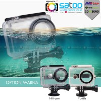 Waterproof SATOO for Xiaomi Yi Action Camera