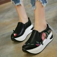 harga Sepatu Fashion / Sneakers / Wedges / Flowers Shoes Tokopedia.com