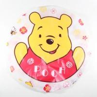 Jual Showercap Topi Cover Keramas Kramas Mandi Plastik Tebal Pooh 564 Murah