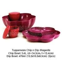 Tupperware Chip N Dip Magenta (Activity Maret 2016)