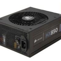 CORSAIR HX Series HX850 Power Supply 850 Watt 80 PLUS Gold Certified M
