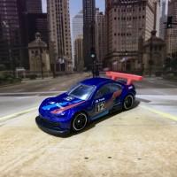 Hot Wheels BMW M3 GT2 BMW Series Blue