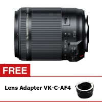 Tamron Lens Di II 18-200 VC Combo Lens Adapter for Canon M10/M3/M5/M6