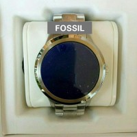 JUAL JAM FOSSIL Q FOUNDER TOUCHSCREEN GEN 1 SMARTWATCH ORIGINAL