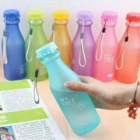 Jual Botol minum BPA Free soda bottle Doff Anti Tumpah B29 Murah