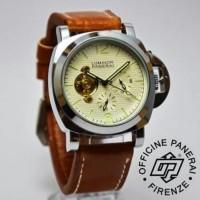Jual Jam tangan Luminor Panerai Turbilon Stripe-Gold Murah