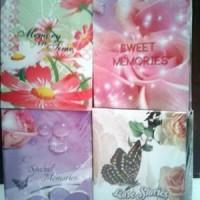 ALBUM FOTO SISIP 3R/4R 50Sheet isi 100 Foto