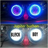 REFLEKTOR JUPITER Z / LAMPU DEPAN JUPITER BURHAN PLUS PROJIE LED